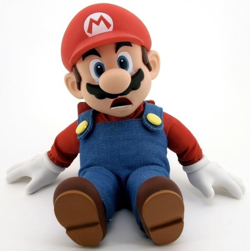 Super Mario (triste)