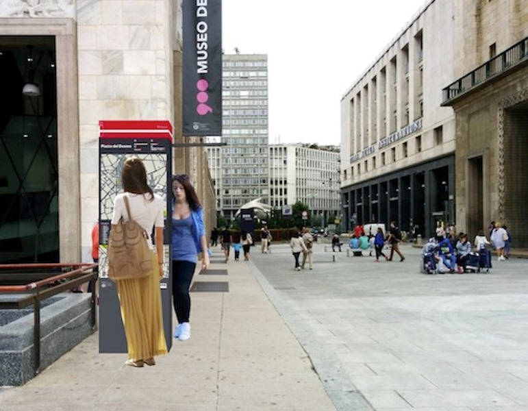 Smart mobility Milano