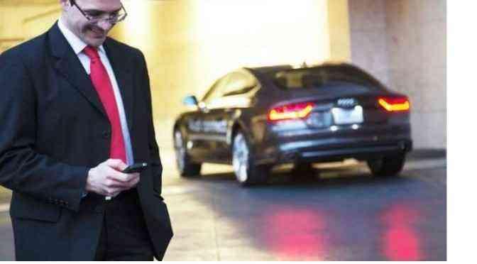 Parcheggio Automatico_V-Charge