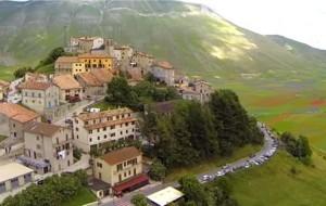 paesaggi ripresi da droni