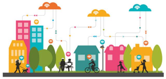 Startup smart city