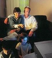 Tv e famiglie