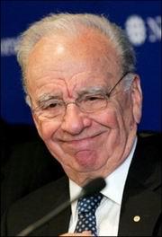 News Corp - presidente Rupert Murdoch