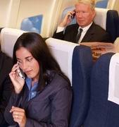 Cellulari in aereo