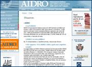 www.aidro.org