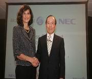 Accordo Alcatel-Lucent-NEC