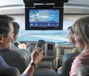 Internet in auto