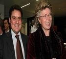 Luigi Gambardella e Viviane Reding
