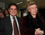 Viviane Reding, Luigi Gambardella