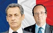 Sarkozy-Hollande