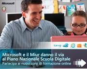 Miur-Microsoft