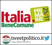 Tweepolitico.it: Primarie PDi