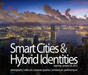 Smart Cities Hybrd Identities
