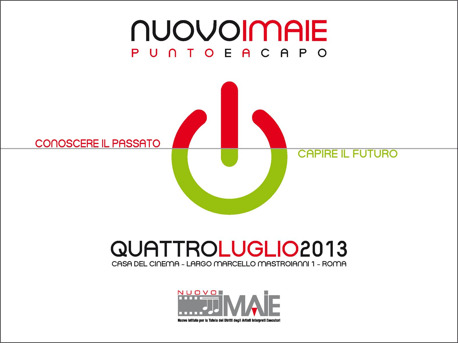 Nuovo Imaie - 4 luglio 2013