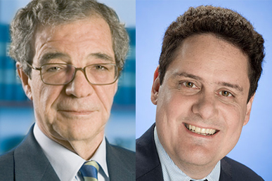 César Alierta e Luigi Gambardella