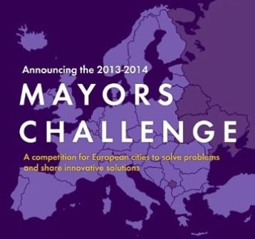 Mayors Challenge 2013