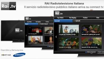 L'app di Vetrya Rai.tv
