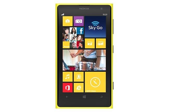 Nokia Lumia_Sky Go