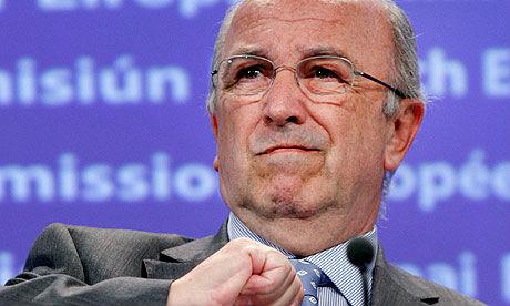 Joaquin Almunia - Antitrust UE