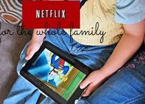 Netflix per bambini