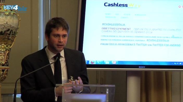 Cashlessitalia - Intervento Alberto Adorini