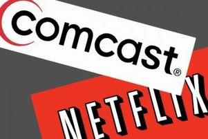 Comcast e Netflix