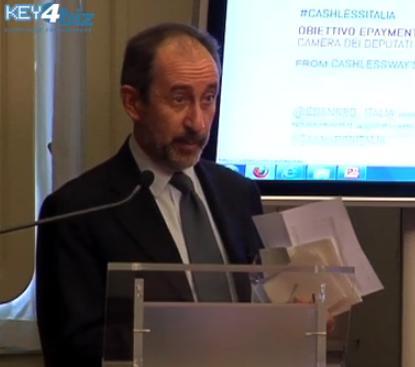 Cashlessitalia - Intervento Enrico Grigliatti