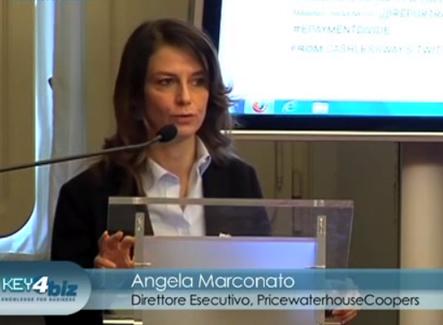 Cashlessitalia - Intervento Angela Marconato