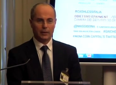 Cashless Francesco Caselli Musumeci