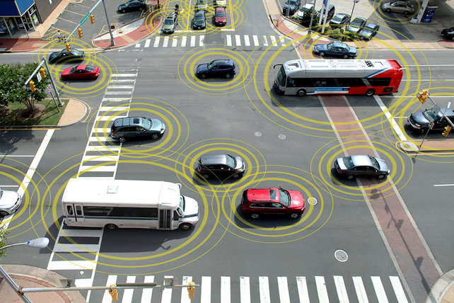 Traffic Data System
