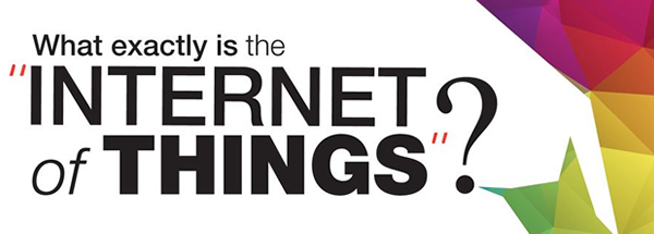 what exactly is the internet of things infographic