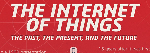 the internet of things past present and future