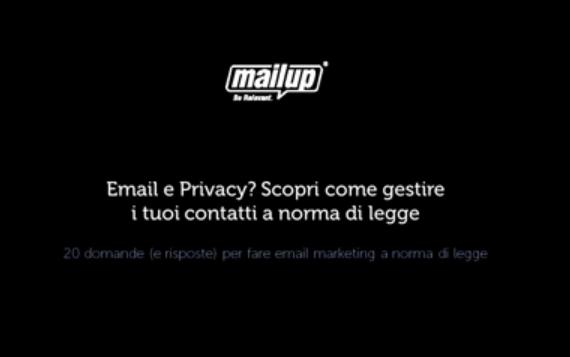 Mailup webinar shot