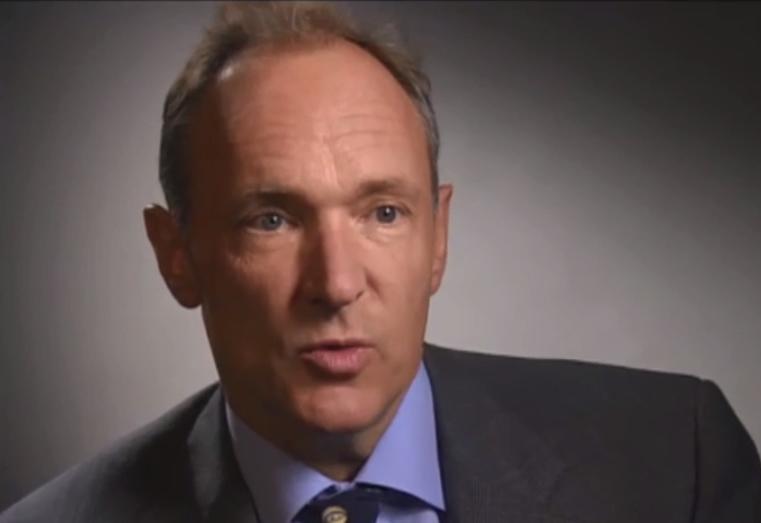 Tim Berners-Lee video