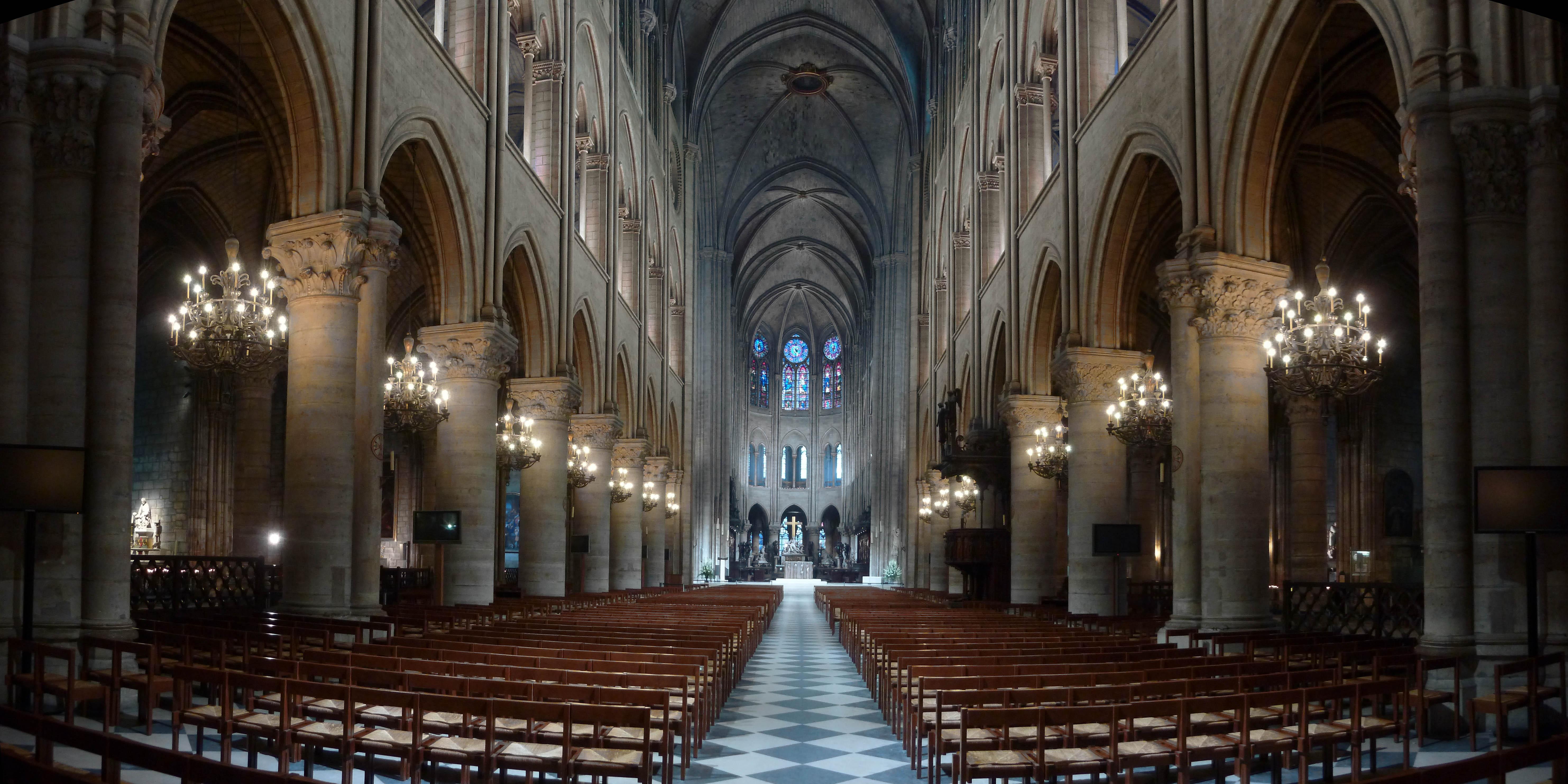 Notre-Dame LED