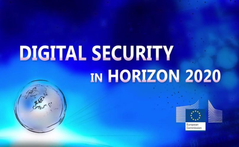 Dgital Security in Horizon 2020