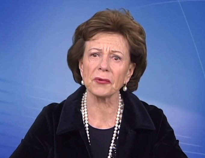 Neelie Kroes video shot