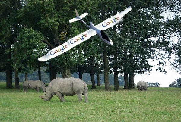 Droni di Google