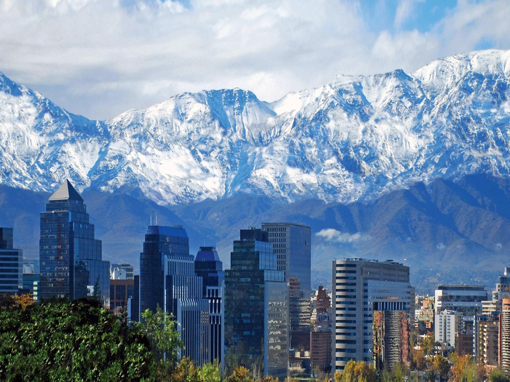 Santiago Smart City
