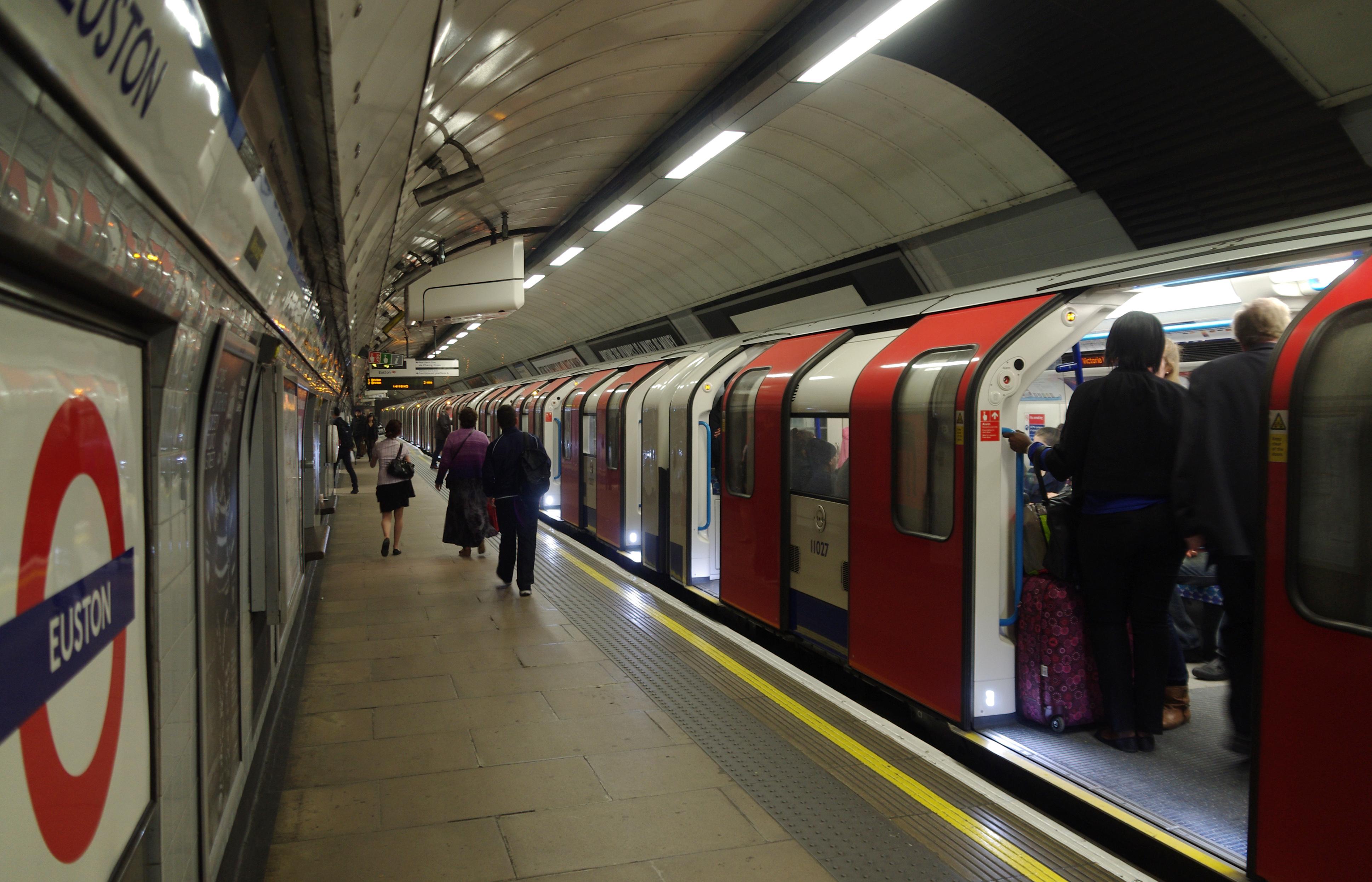Smart City_Metropolitana Londra
