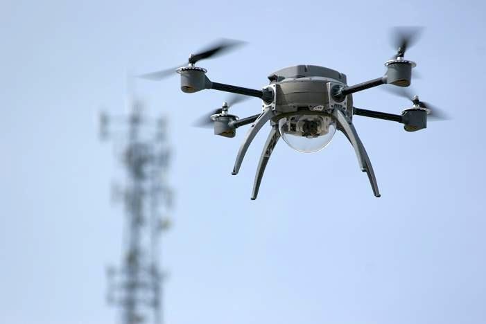 Droni a elica