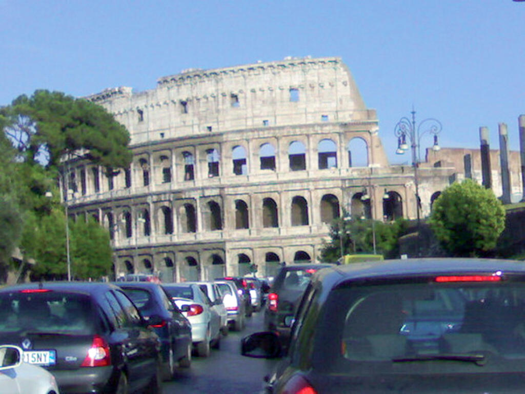 Smart City_Traffico a Roma