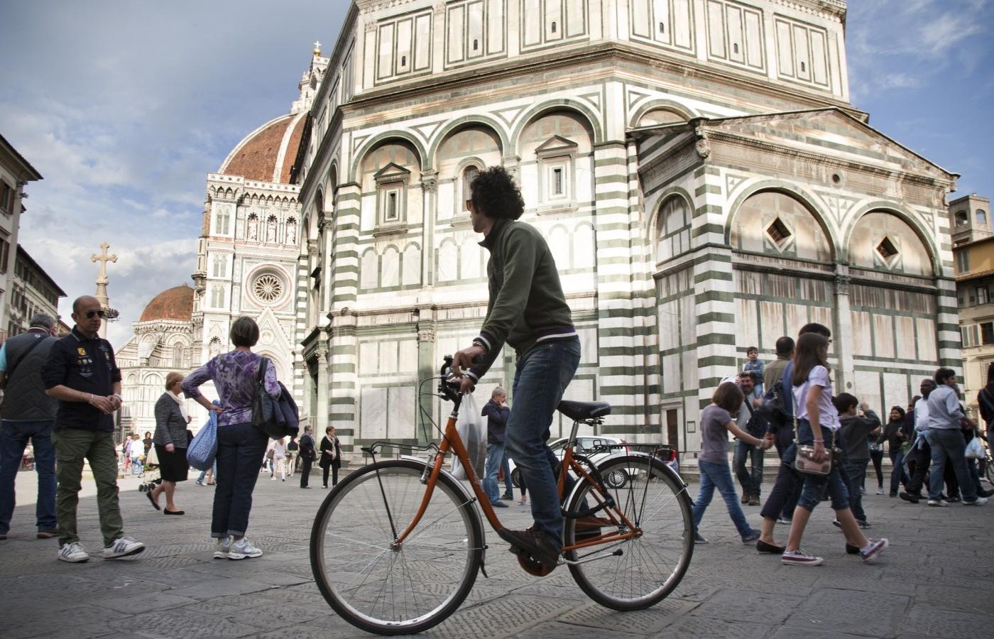 Firenze Walking city