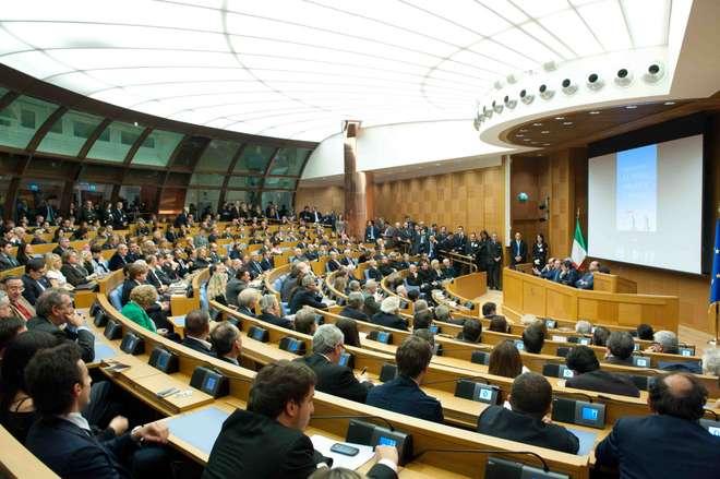 Aula dei Gruppi Parlamentati della Camera