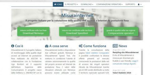 Misurainternet.it