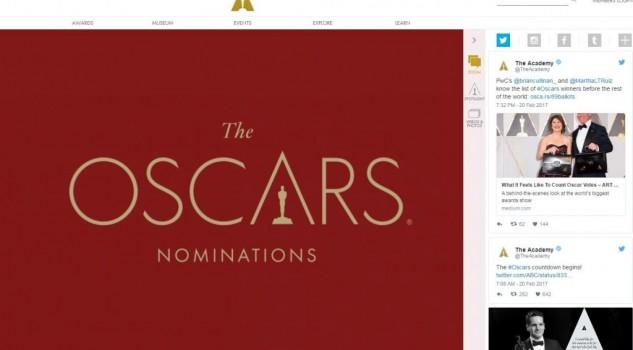 Oscar 2017: ecco chi sono i favoriti nella categoria miglior film