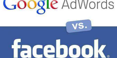 #Vorticidigitali. Google Adwords e Facebook ads a confronto