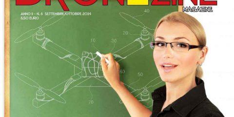 DronEzine, la prima rivista tutta sui droni