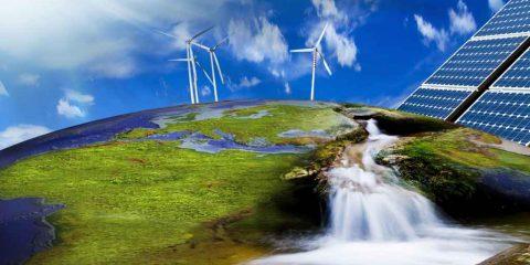 Smart energy,  un quarto dell'energia elettrica mondiale generato da rinnovabili