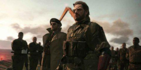 Metal Gear Solid diventa una linea di abbigliamento